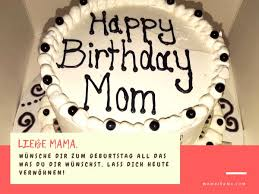 Geburtstagswünsche Für Mama Sprüche Alles Gute Zum