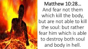 Image result for matthew 10 28