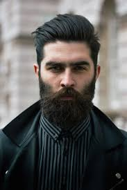 Coupe Hipster Homme Cheveux Longs Dessus Arri Re Barbe 30 Id