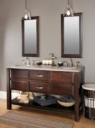 Vanity Cabinets For Bathroom Bathroom Cabinet Styles And Trends Hgtv