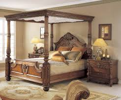 Renaissance Bedroom Furniture Renaissance Bed With Canopy Bedroom Set By Orleans International