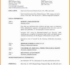 Experienced Attorney Resume Samples Sample Litigation attorney Resume Fresh Entry Level attorney Resume 50
