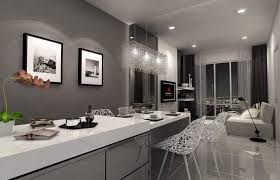 Interior Design For Kitchen And Living Room 17 Home Makeover Ideas Found In Malaysia