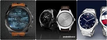 Hugo Boss, Tommy Hilfiger và Diesel ra mắt đồng hồ thông minh chạy Android  Wear, giá từ $299