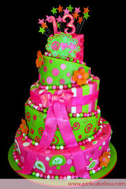 pink cakes for girls 13th birthday. Modren 13th One Of Our Consistently Favorite Cakes Among Teenage Girls Is The 13th In Pink Cakes For Girls Birthday P