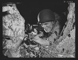 Marine Gunners New River North Carolina Marine Corps Submachine Gunners The
