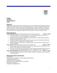 Example Military Resume Best Of Ex Military Resume Examples Best Of Former Logistics Example