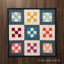 crazy mom quilts: miscellaneous Monday & I immediately used the binding triangles from the mini above to make a  little star pincushion. (Pattern for the pincushion can be found here. Adamdwight.com