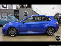 2013 Subaru Impreza WRX STI Hatch; WRB w/ Less than 1k Miles!