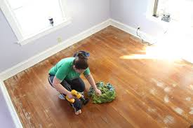 how to strip paint from hardwood floors