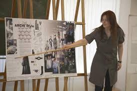 Защита дипломов Дизайн одежды Уральский архитектурно  Более половины из них уже получили предложения от работодателей и коллег о сотрудничестве и выполняли дипломные работы с прицелом на будущее