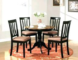 large round dining table seats 6 8 for your house medium seater glass s