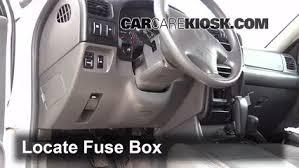 isuzu kb 280 fuse box wiring diagram user isuzu kb 280 fuse box wiring diagram repair guides interior fuse box location 1998 2004 isuzu
