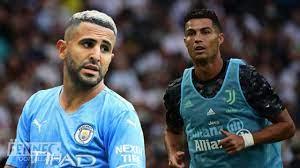 كريستيانو رونالدو يود اللعب إلى جانب رياض محرز! - Match Algérie