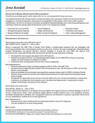Restaurant General Manager Resume Restaurant Manager Resume Format Elegant Restaurant General 26