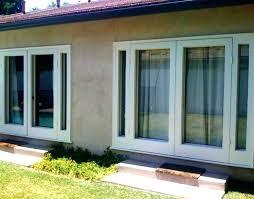 patio door replacement cost sliding door replacement series shield