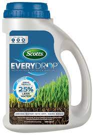 Image For Lawns Scotts Everydroptm Water Maximizer For Lawns Landscapes Jug