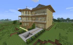Marvellous Awesome Houses In Minecraft  With Additional New - Minecraft home interior