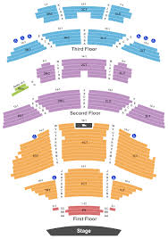 Pabst Theater Seating Chart Milwaukee