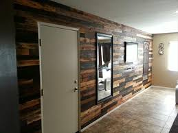 pallet ideas for walls. creative pallet interior wall paneling. ideas for walls