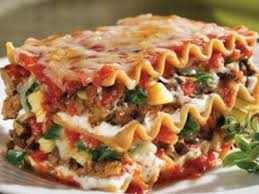 Image result for Spinach Lasagna