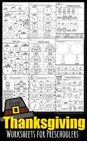 How about playing bingo with a cut. Thanksgiving Worksheets For Preschoolers