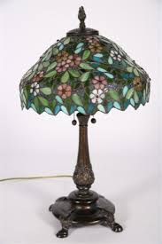 Reproduction Tiffany Style Table Lamp Feb 07 2019 Stefeks