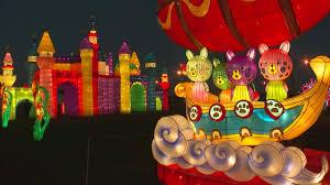 Festival Of Lights Canterbury Canterbury Hosts Dazzling Lantern Lights Festival