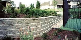 retaining wall blocks landscaping network