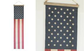fancy ideas american flag wall hanging decor art banner tapestry mount