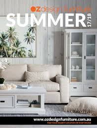 oz living furniture. OZ Design Furniture Summer 17/18 Directory By Oz - Issuu Living H
