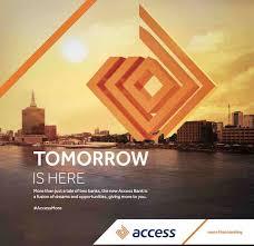 Vacancy @ Access Bank Plc Entry Level Recruitment 2021 (july 2021)