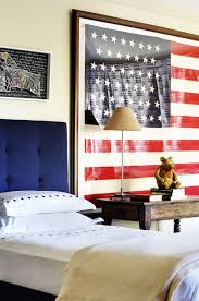 Perfect All American Bedroom For A Lake Home! Frog Hill Designs L  Froghilldesigns.