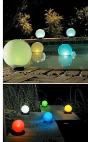 5 Cool Lamps And Lights For The Patio And Outdoors  Spot Cool Outside Solar Powered Lights