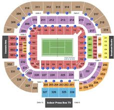 Lindner Family Tennis Center Tickets And Lindner Family