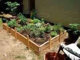 Small Picture above ground garden box Google Search Garden ideas Pinterest