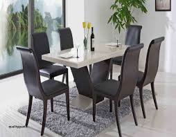 modern dark wood dining table modern chair marvellous contemporary glass top dining tables with cream