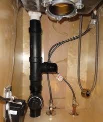 Plumbing  2 Sinks On One Drain Line  Home Improvement Stack ExchangeSingle Drain Kitchen Sink Plumbing