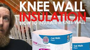 Attic Insulation How To Insulate A Knee Wall YouTube - Insulating a bathroom