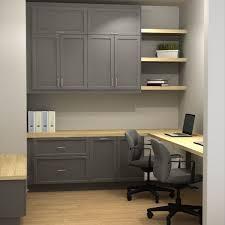 multi purpose room with ikea cabinets