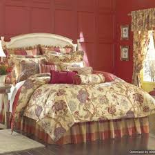 prissy ideas red fl comforter sets king size new bed bag queen 5 pc white pillows set 7