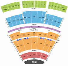 Verizon Theatre Seating Chart Grand Prairie