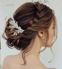 Die Frisuren Hochzeit Schulterlanges Haar Die Besten 25