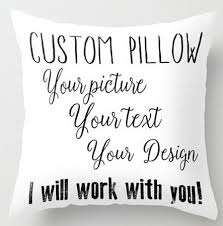 Design Your Own Pillowcase Amazing Luxury Custom Your Own Your PicturesTestsDesignsPhotos Unique