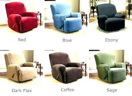 recliner chair covers sofa