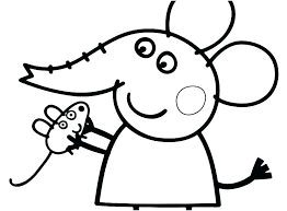Pig Coloring Page Pig Coloring Page Pig Coloring Pages Printable Pig