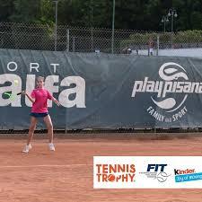Oggi prima giornata del tanto atteso... - Tennis Club Kipling