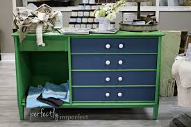green painted furniture. Green Chalkboard Painted Furniture U