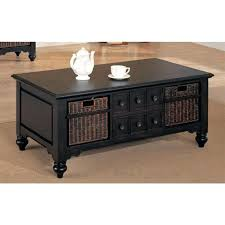narrow coffee table with storage ingenious inspiration small coffee tables with storage ideas awesome large baskets narrow coffee table
