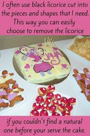 Natural And Healthier Cake Decorating Ideas Living Safe